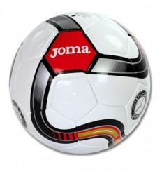 Balon futbol flame t5 blanco-rojo