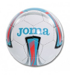 Balon futbol forte sala 54 blanco-azul