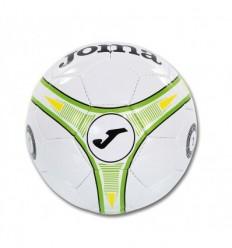 Balon futbol sala reto 64 blanco-verde