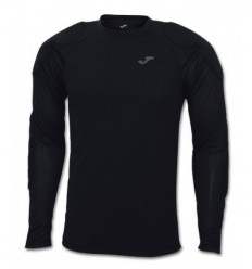 Camiseta portero futbol protec negro
