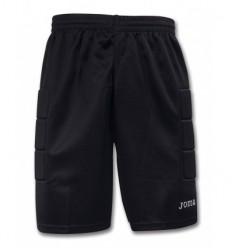 Pantalon corto futbol portero negro
