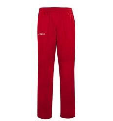 Pantalon largo bolsillo con cremallera poliester combi