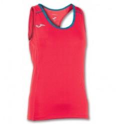 Camiseta sin mangas running mujer venus