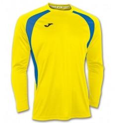 Camiseta manga larga futbol champion iii