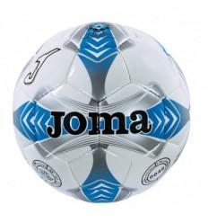 Balon futbol egeo 5 blanco-azul