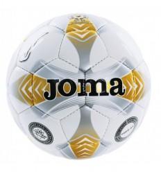 Balon futbol egeo sala 64 blanco-gris-oro