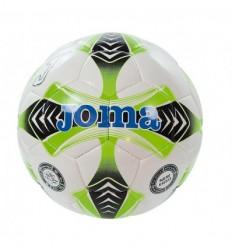 Balon futbol egeo 13.5 blanco-verde manzana-negro
