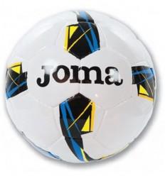 Balon futbol game sala blanco-negro-amarillo