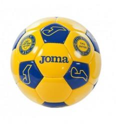Balon futbol match amarillo-azul