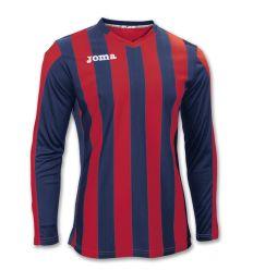 Camiseta manga larga futbol copa