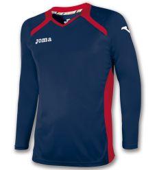 Camiseta manga larga futbol champion ii