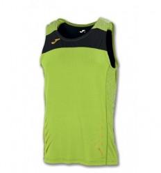 Camiseta sin mangas poliester running elite iv