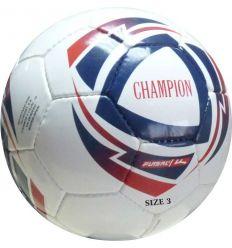 BALON FUTBOL 7 CHAMPION (3) BLANCO-MARINO