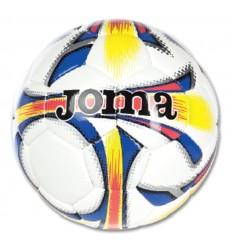 Balon futbol sala dali blanco-marino