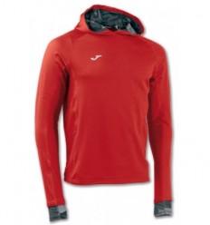 Sudadera con capucha running olimpia