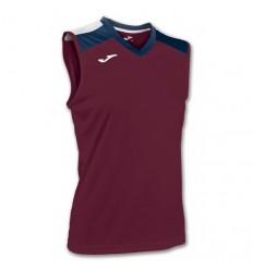 Camiseta de Volley mujer aloe